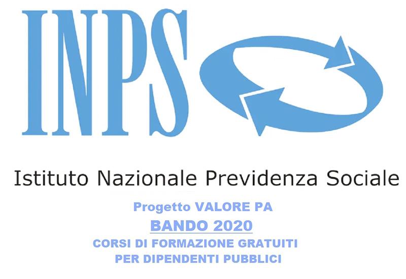 Progetto INPS Valore PA 2020